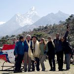 IMAX's David Breashers in Everest