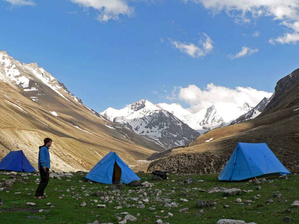 Dolpo trekking can be done during monsoon