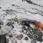 Clean-Up Drive at Mount Everest