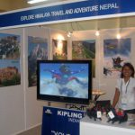 Explore Himalaya at the Great Indian Travel Bazaar 2009, Jaipur