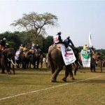 29th World Elephant Polo Championship Begins