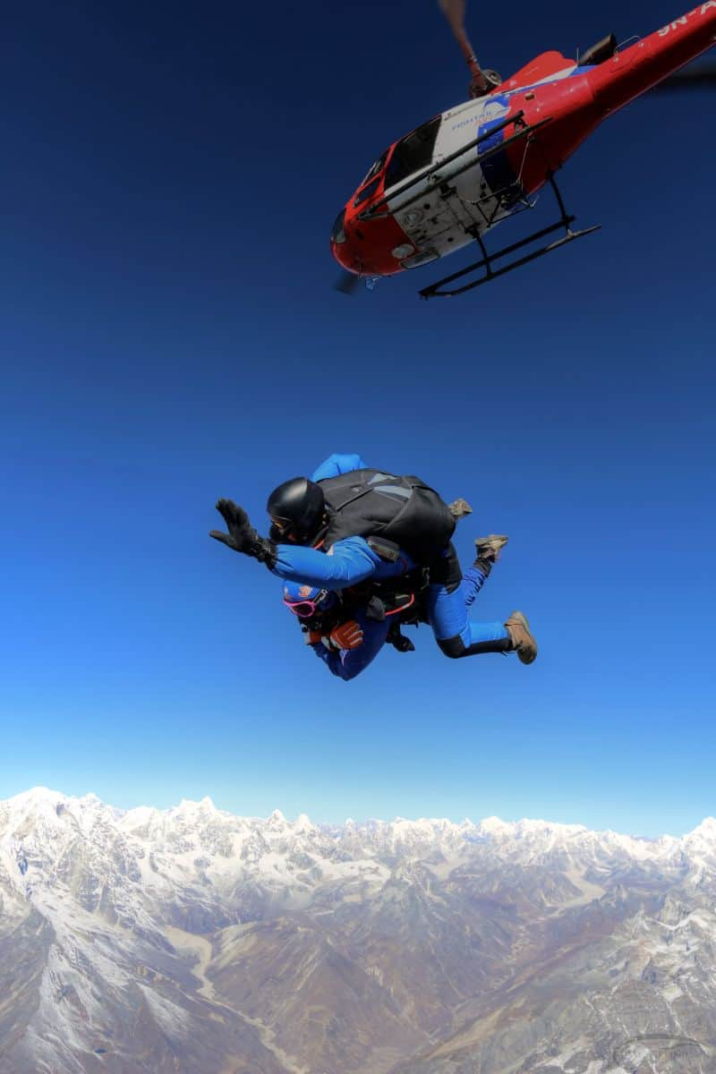 Everest Skydive Expedition Day 3