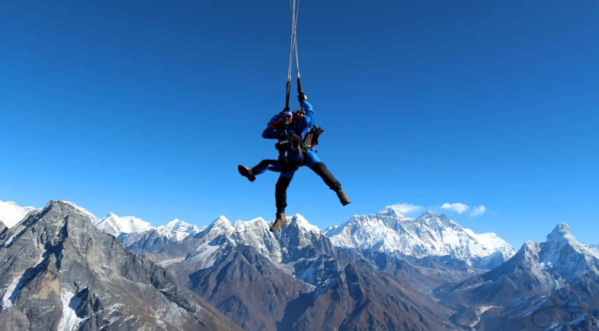 everest skydive expedition day 4