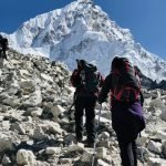 Everest Base Camp Trek Distance, Time and Elevation