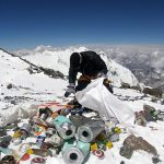 Nepalese Government requested to archive significant waste matter collected from Mt.Everest