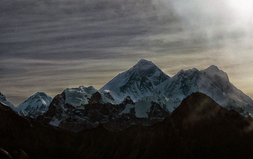 Everest Expedition 2016