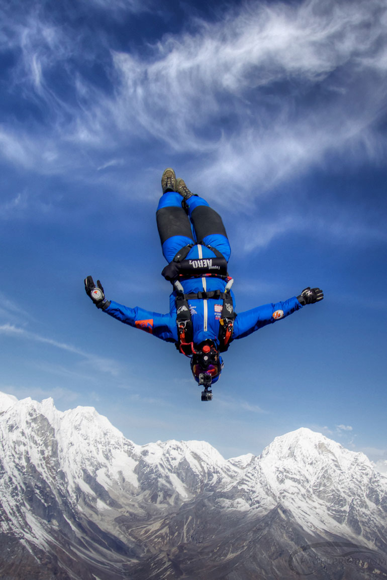 Everest Skydive 2016