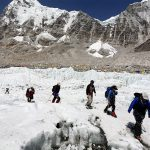 Condolences to the brave Sherpas who died during the biggest tragedy in Everest
