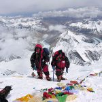 Easy availability of supplementary O2 at Mt.Everest to make climbing easier