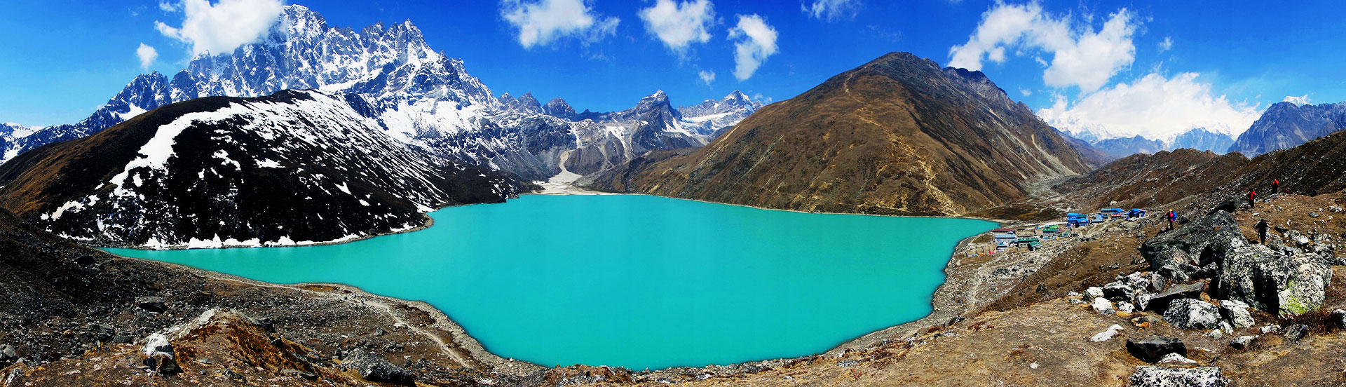Gokyo, Kala Pattar & Everest Base Camp Trek