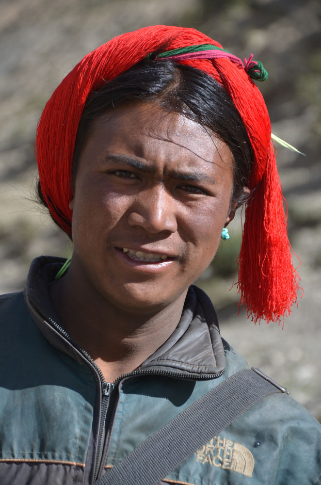 Young Dolpo People