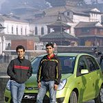 Ford India's DSD2 winning team in Nepal