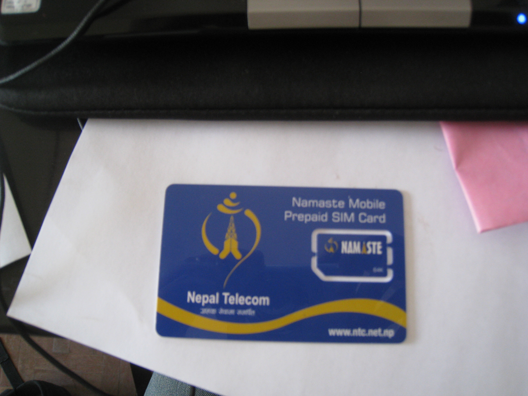 free sim cards for tourists in TIA