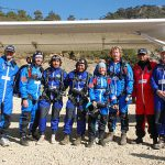 Everest Skydive – May 2010, Drop Zone Shyangboche