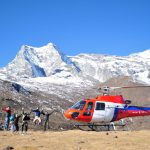 Helicopter tours in Nepal – unique way to travel Nepal
