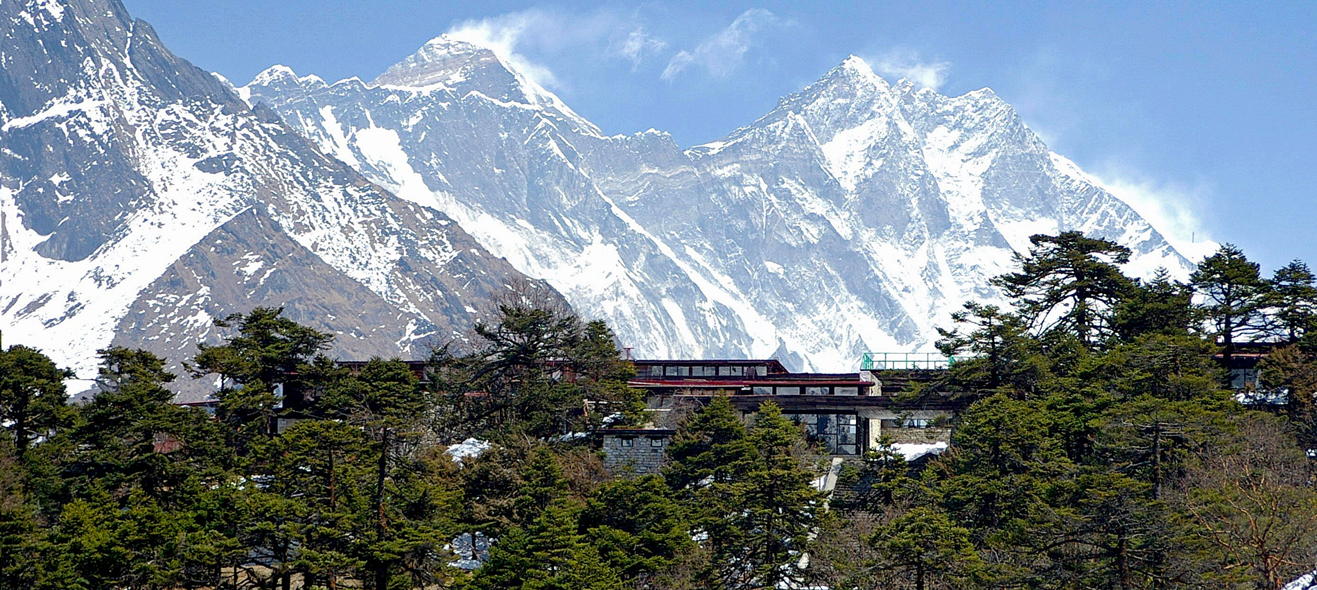 Accommodation in Everest Base Camp trek - Hotel Everest View