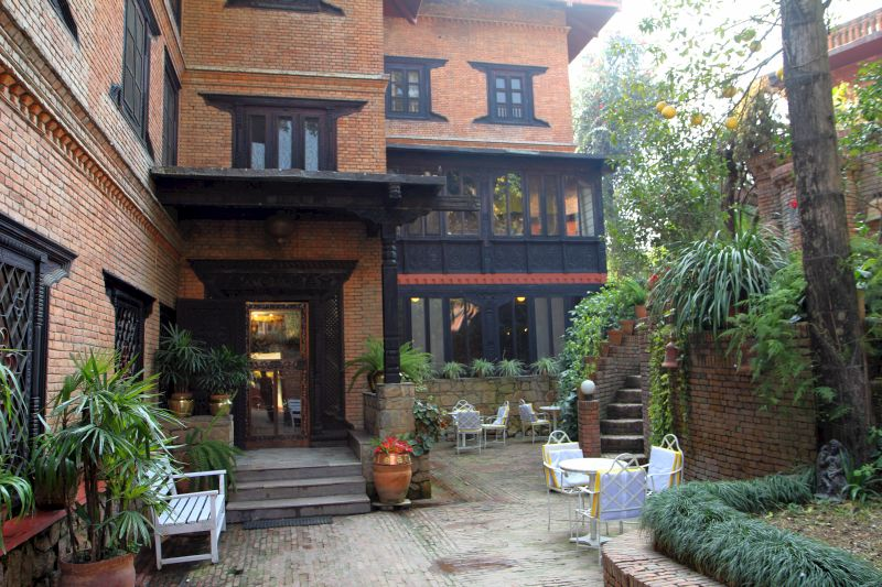 Hotel Vajra Guest House, safe accommodation in Kathmandu