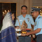 Everest Skydiver Jai Kishan receives 'Tenzing Norgay National Adventure Award'