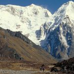 Trek to the foothills of Kanchenjunga