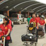 Ahmedabad Cycling Foundation Group  arrives Kathmandu