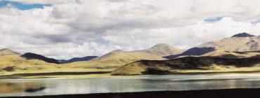 Mt. Kailash & Mansarovar Lake