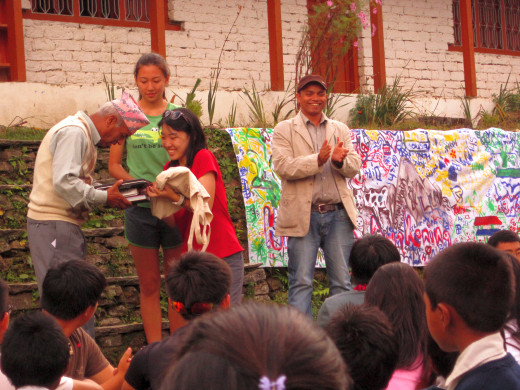 KGV School (Hong Kong) trip in Nepal - 18