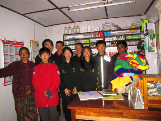 KGV School (Hong Kong) trip in Nepal - 21