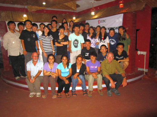 KGV School (Hong Kong) trip in Nepal - 8
