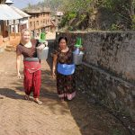 Volunteering in Nuwakot – Norwegians Kirsten & Talaih