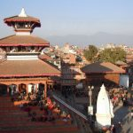 Visit to 4 important places in Kathmandu city.