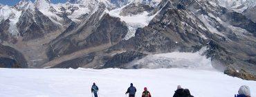 Mera Peak Climbining