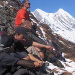 Danish Climbers Scale Mera Peak – October 2011