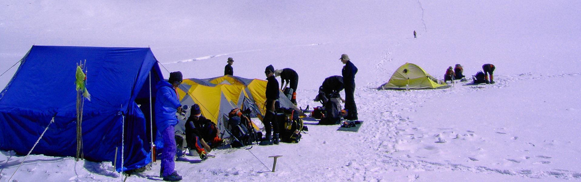 Mera Peak Tea House Trek