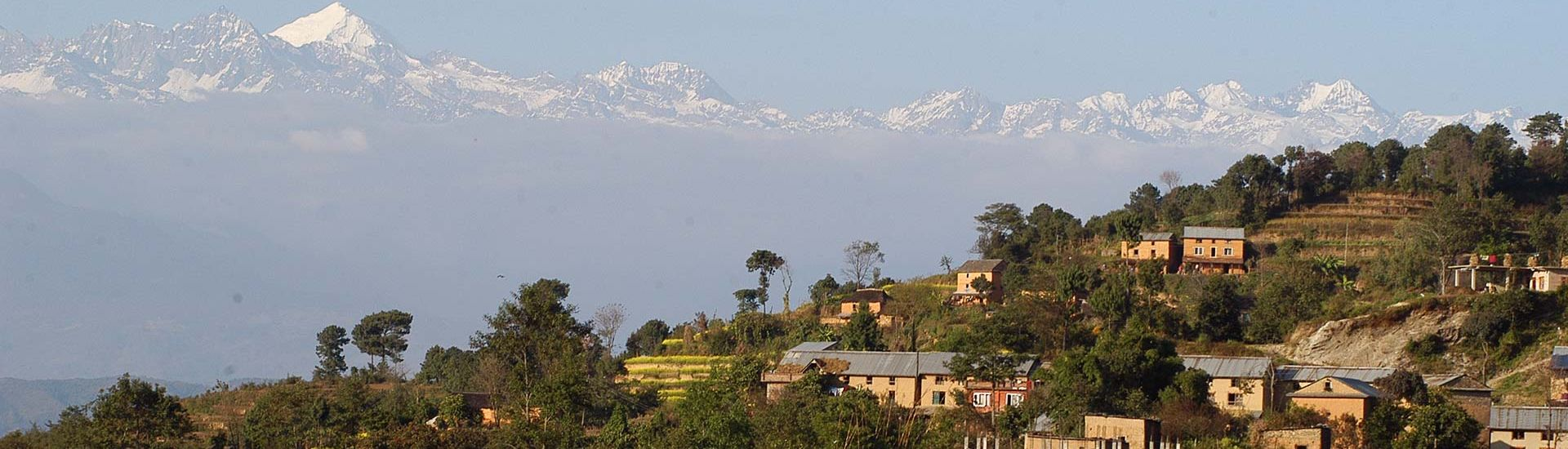 Around Kathmandu Valley – Hiking