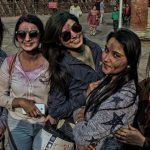 Holi-Kathmandu Durbar Square celebrates this festival of colors in the grandest way