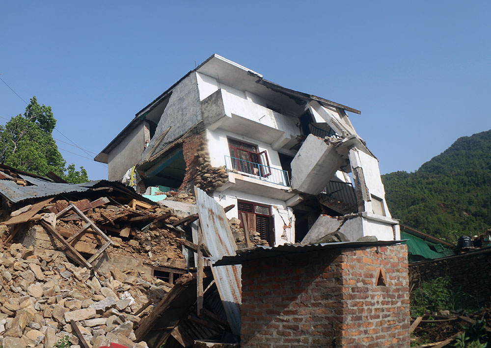 Nepal Earthquake Relief Campaign