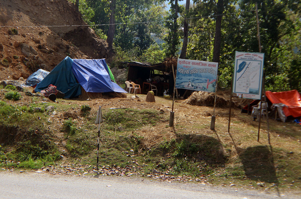 Millions of homeless in Nepal need support