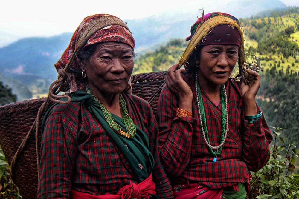 People of Nuwakot