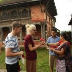 Community Service and Cultural Exchange Project- RBCS, UK