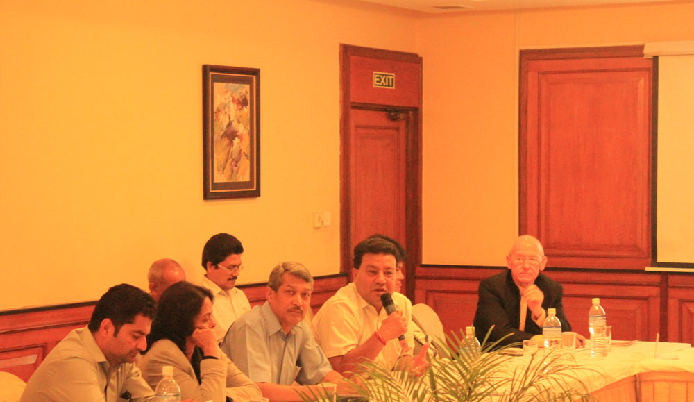 Mr. Suman Pandey, Chairman PATA Nepal urges entire Tourism Community to unite for the recovery