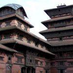 Admiring Nepal.
