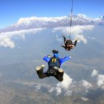 Increasing popularity of Pokhara Skydive