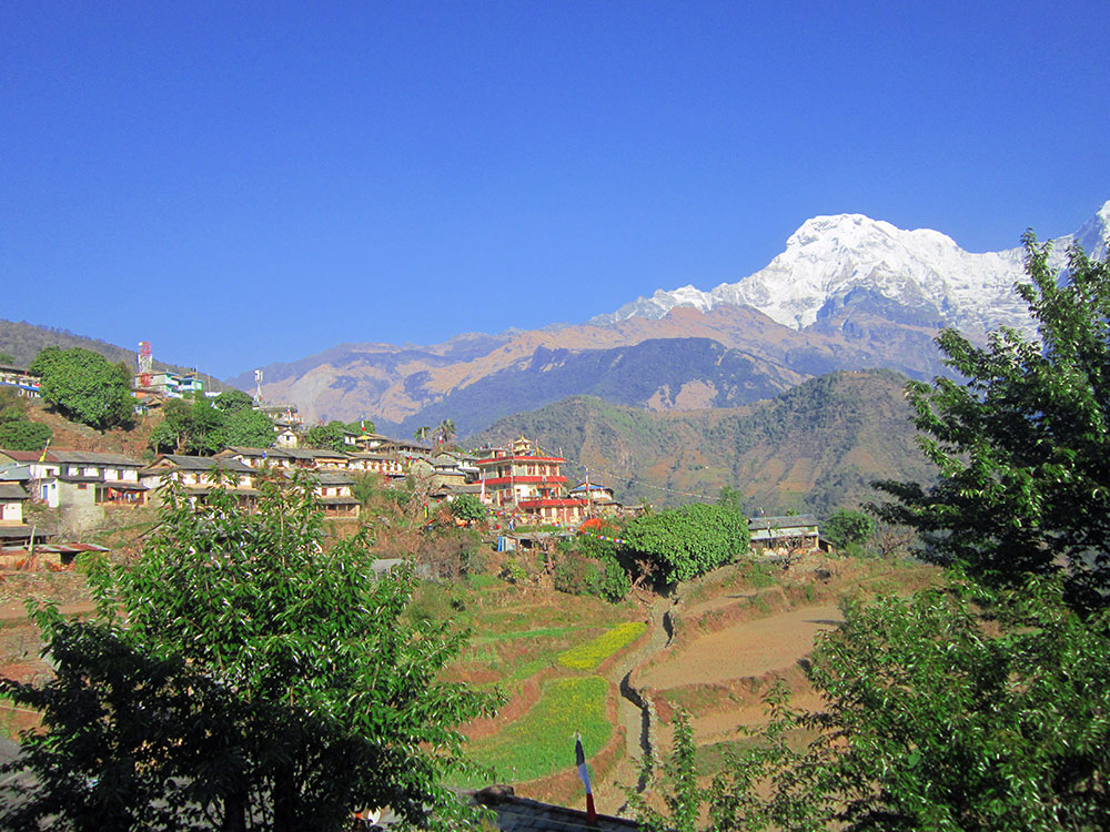 the most popular easy trek in nepal