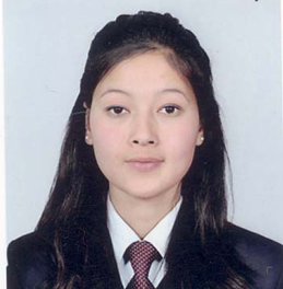 sabina prajapati/Sales officer