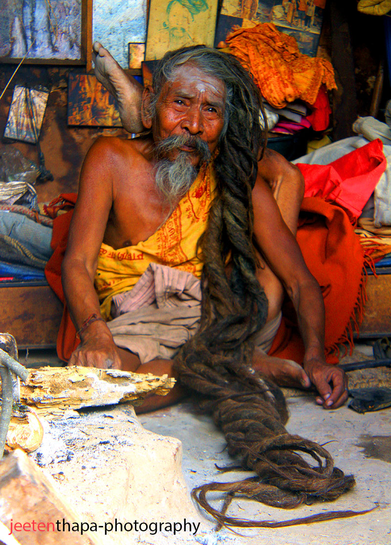 Photography tour in Nepal -sadhus of Pashupatinath