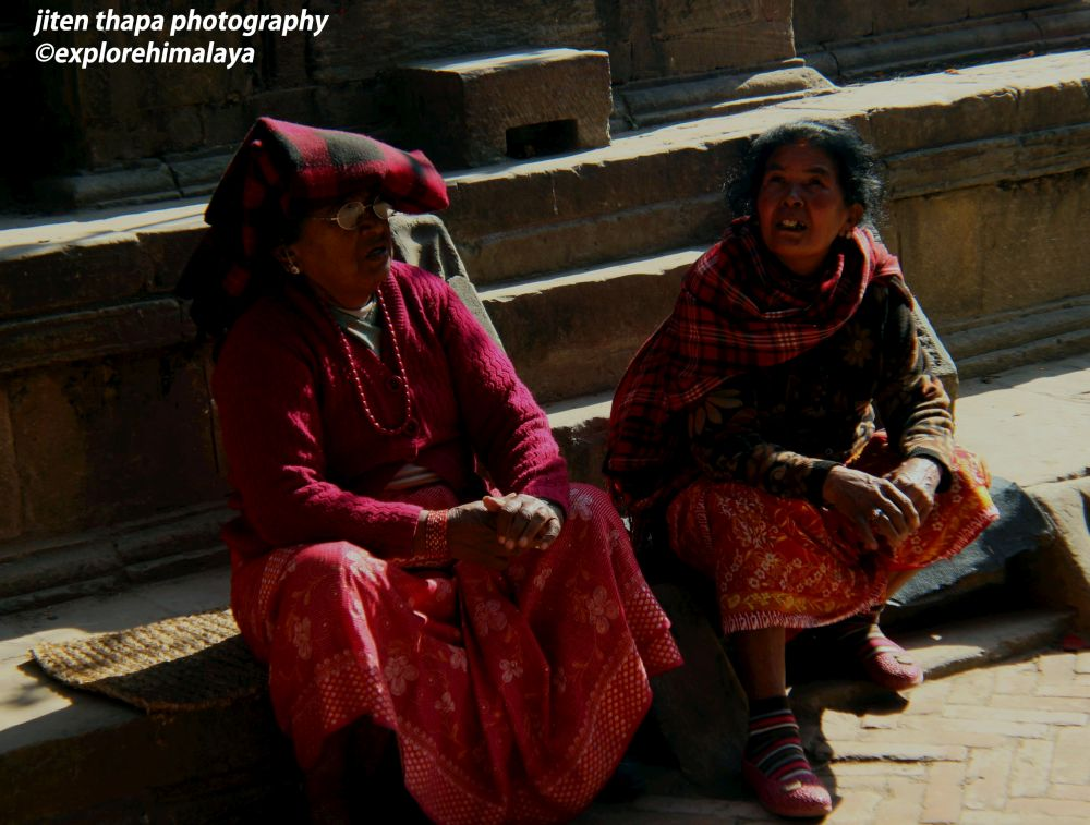 Senior citizens: Has our Patan changed?