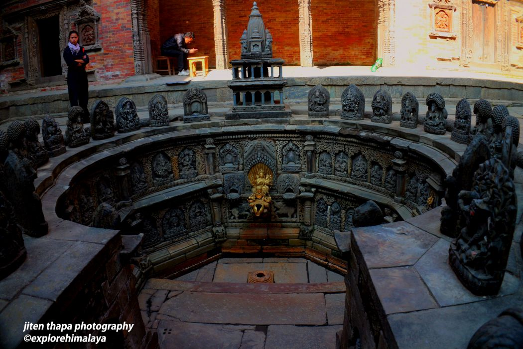 Hard rocks carved into beautiful statues: Patan Museum