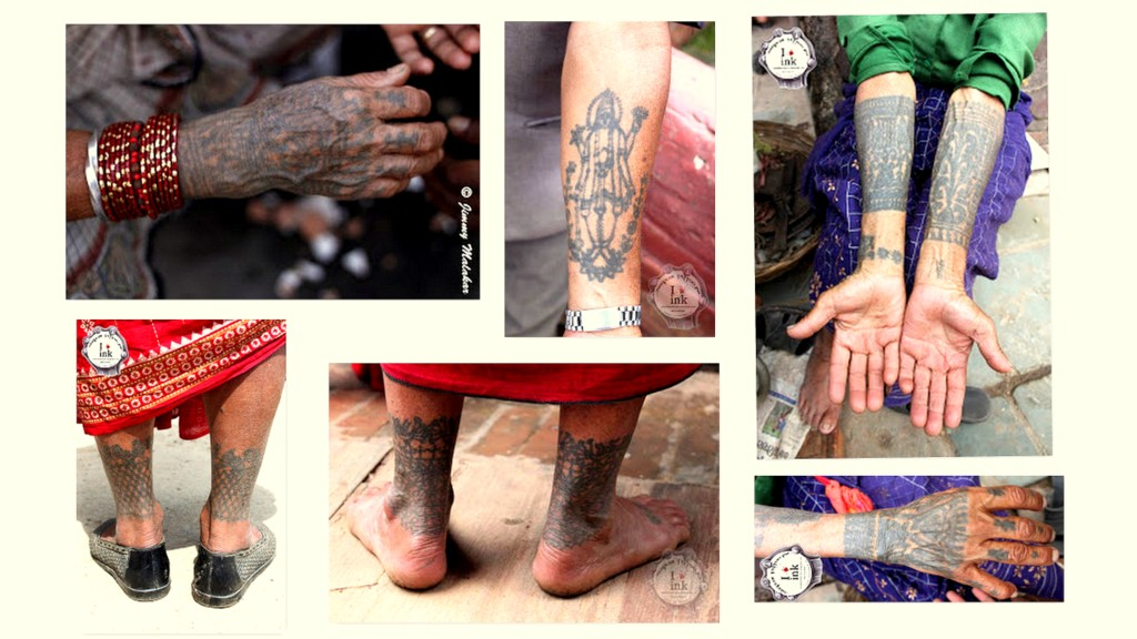 Tattoo culture in Nepal