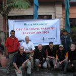 5 Danish & 1 Norwegian Climbers – All set to Climb Mt.Baruntse (7129m.)