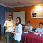 First Female Everester from the 7 North-Eastern state of India Felicitated